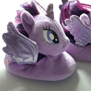 My Little Pony Slippers Size 5-6